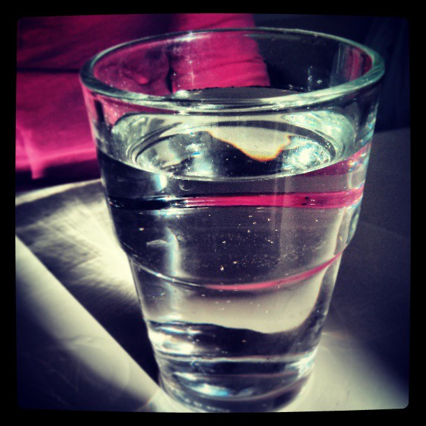 A #glass of #Water