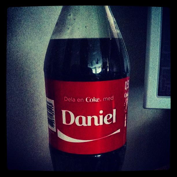 #Coke #Daniel