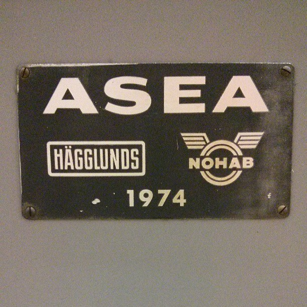 #ASEA #H�gglunds #NOHAB #GreenCargo #Rc2 #locomotive #NoFilter