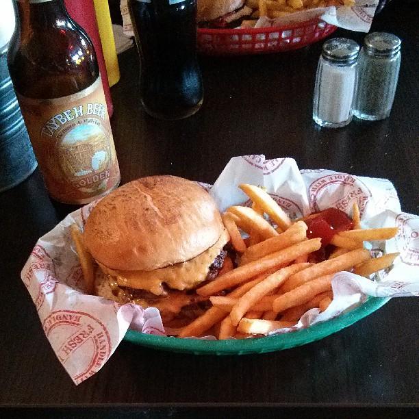 Äntligen! Flippin Burgers!