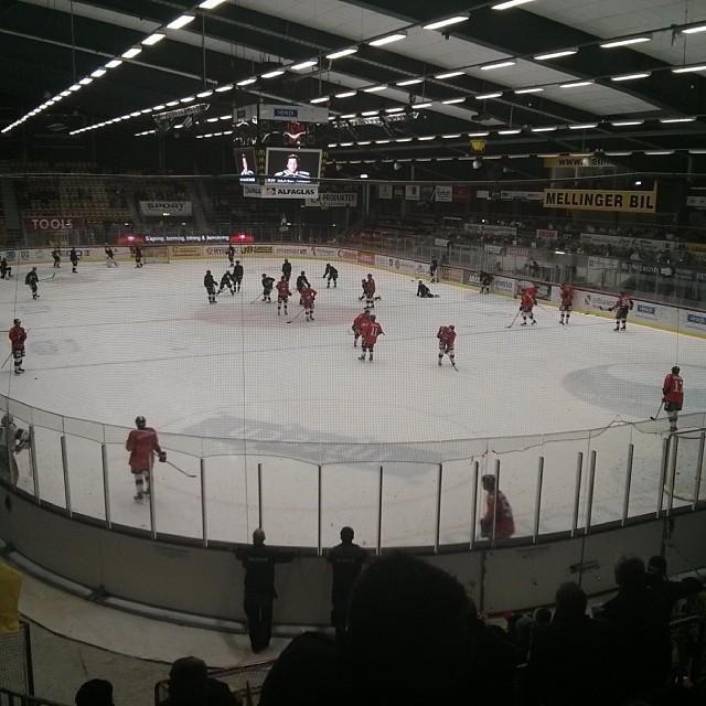 Hockeydags! Kom igen #VIK!