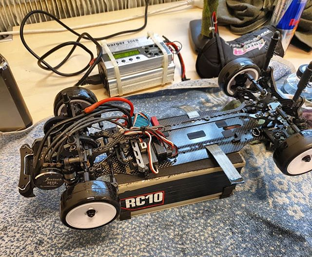 Snart bär(arm) det iväg... #DestinyRacing #RX10FF #rccars #rcracing #rc